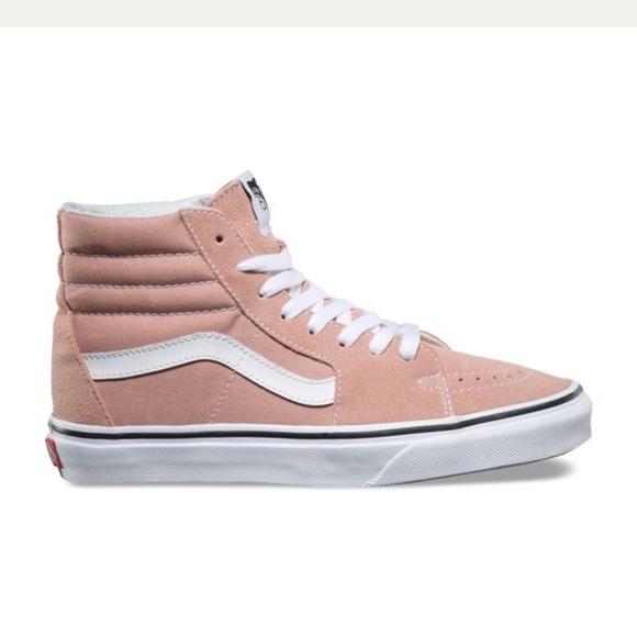 Vans Shoes | Vans Dusty Rose Sk8hi
